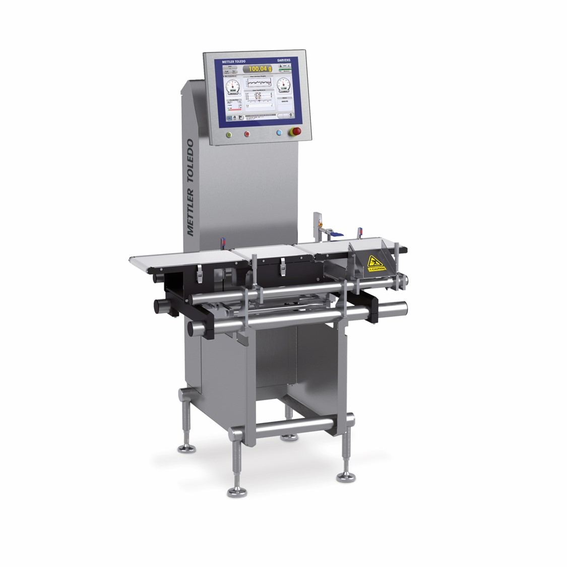 New checkweigher range to optimise flexibility
