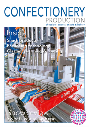 Confectionery processing news and editorial | Confectionery Production