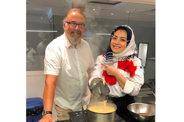 Aiming high to preserve confectionery making traditions
