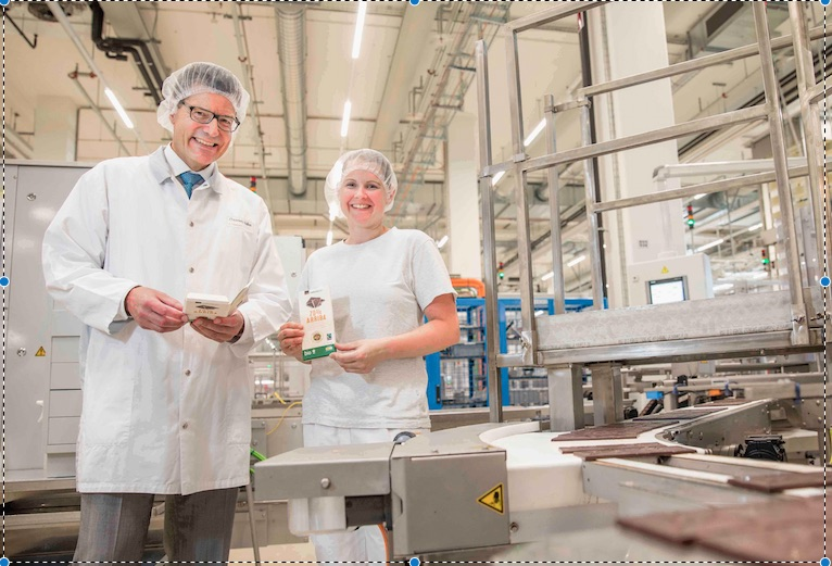 Bosch connects with chocolate manufacturers to deliver ideal packaging
