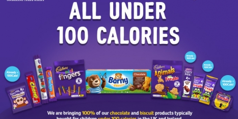 Campaigners call for action on product calories