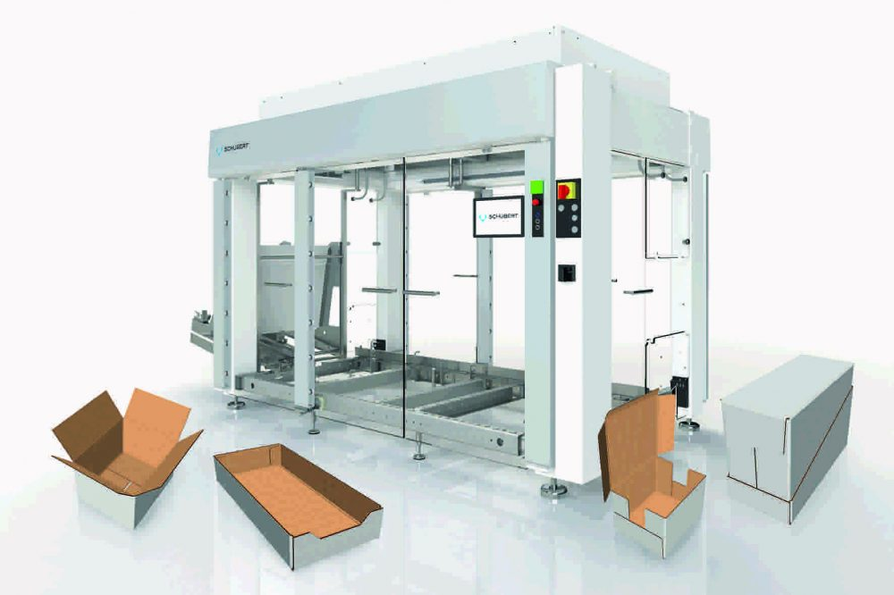 Flexible packaging systems make their mark in confectionery sector