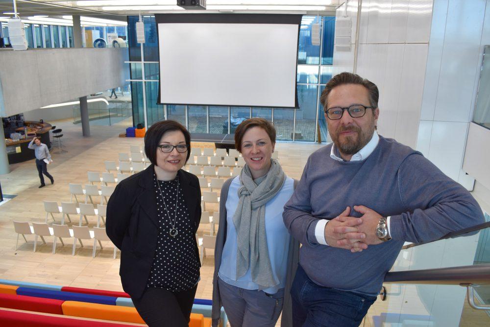 Bühler's Swiss cubic innovation centre opens digital doorways