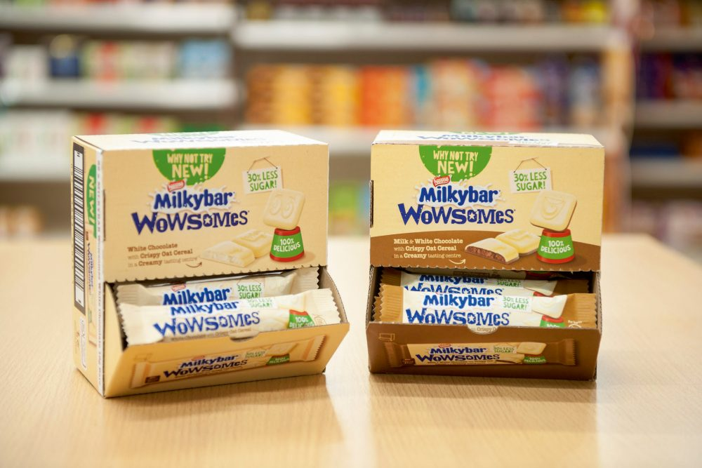 Driving growth for healthier confectionery