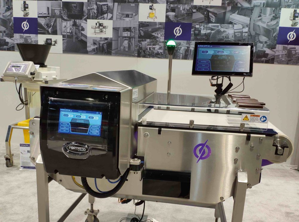 Automation, inspection and sorting systems making their mark on industry