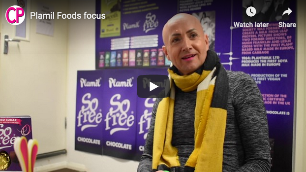 Plamil Foods focus